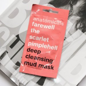 Anatomicals deep cleansing mud Mask