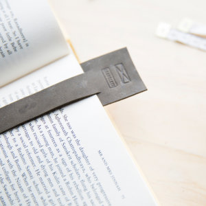grey bookmark